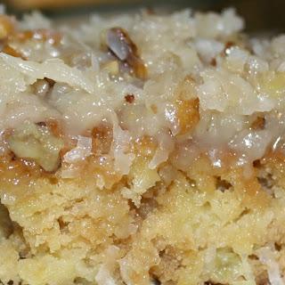 Southern Pineapple Cake Recipe