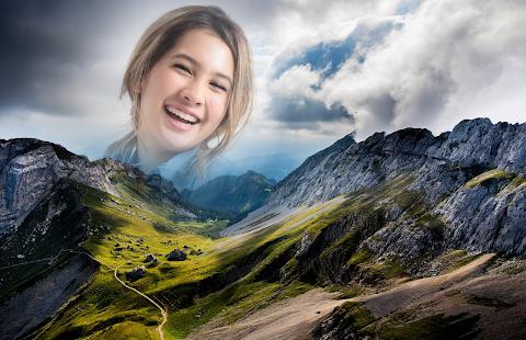 Mountain Photo Frames - náhled