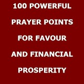 100+ POWERFUL PRAYER POINTS