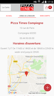 Pizza Times Compiegne for PC-Windows 7,8,10 and Mac apk screenshot 4