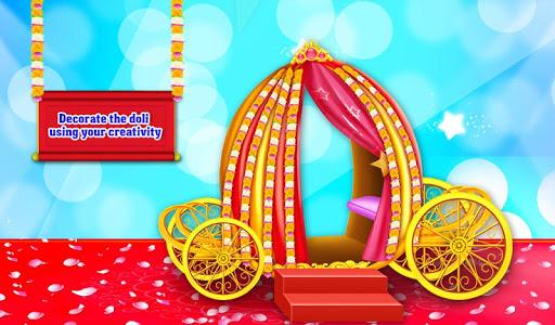 Indian Wedding Part1 - Love Marriage Beauty Salon android2mod screenshots 17