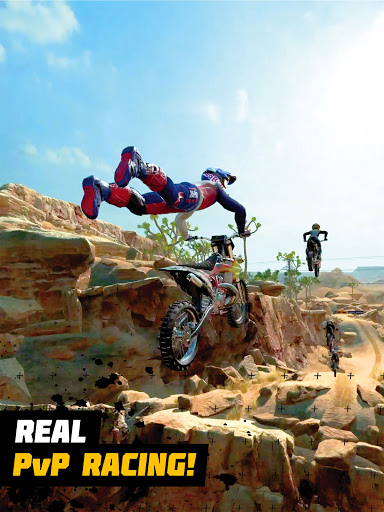 Dirt Bike Unchained apktram screenshots 9