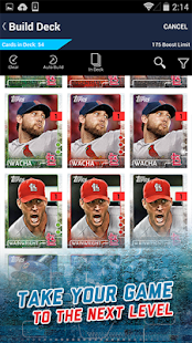 Topps BUNT - screenshot thumbnail