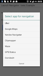 How to install Launch Navigator Ionic Example 3 0 4 mod apk for pc