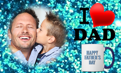 Happy Father's Day Frame screenshot 5
