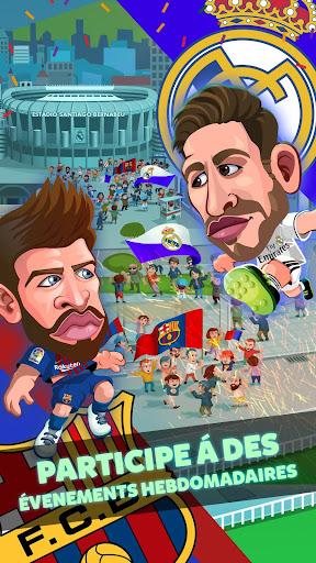 Head Soccer LaLiga Football 2019 Jeux de Football  screenshots 3