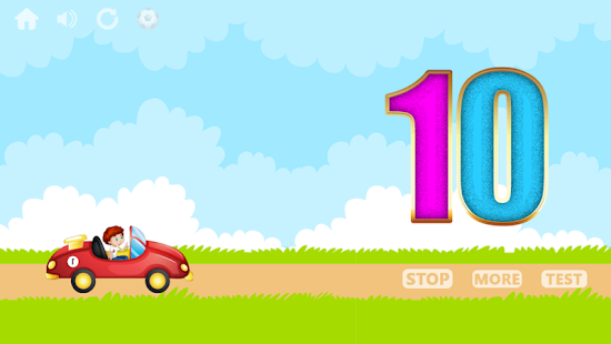 1 to 100 number counting game- screenshot thumbnail