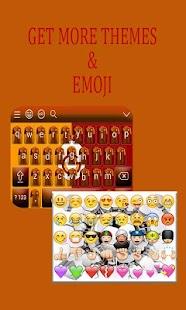 Galatasaray Keyboard Theme - náhled