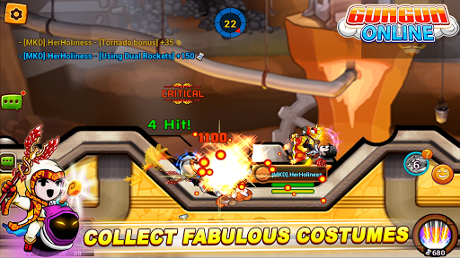 Gungun Online: Shooting game screenshots 24