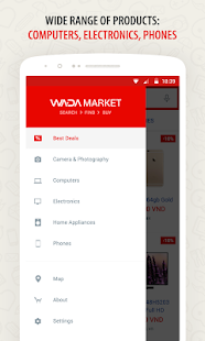 WADA Market – Shops & Prices!- screenshot thumbnail