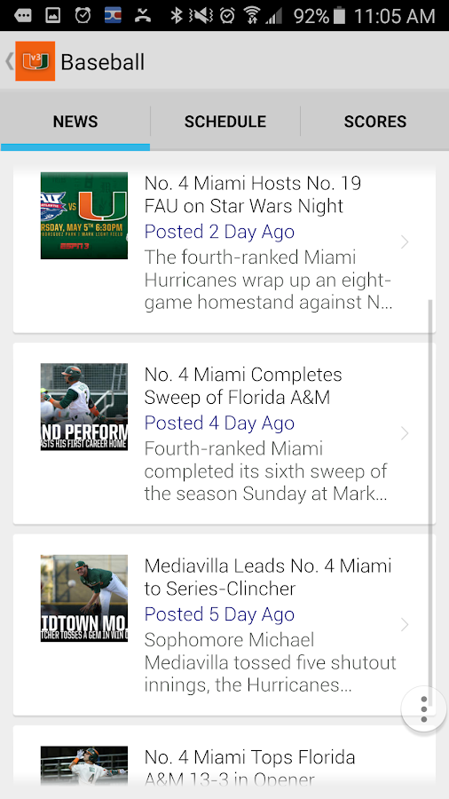 UMiami- screenshot