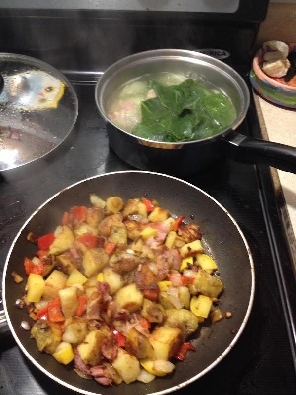 Simple But Yummy Collard Greens Recipe