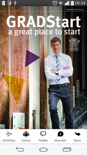 Queensland Treasury GRADStart