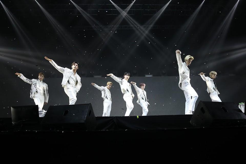 MONSTA X HK Concert 2