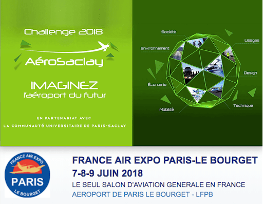 Challenge AeroSaclay 2018