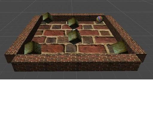 3D Лабиринт