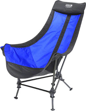 Eagles Nest Outfitters Lounger DL Camp Chair: Royal/Charcoal