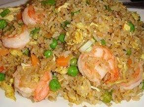 Shrimp Or Chicken Fried Rice