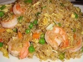 Shrimp Or Chicken Fried Rice