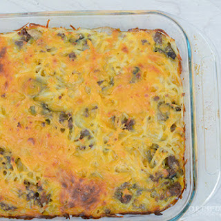 Overnight Breakfast Casserole