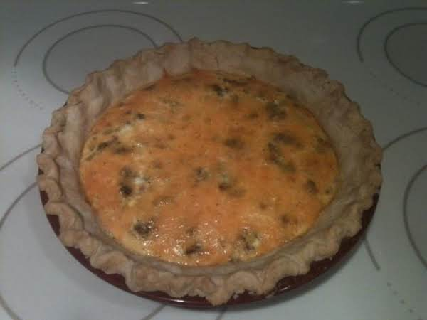 Sausage Quiche Recipe