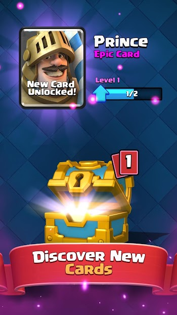 Clash Royale- imagem de tela
