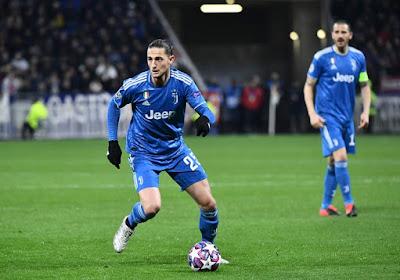 Manchester City voudrait rapatrier Adrien Rabiot