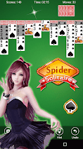 Spider Solitaire - screenshot thumbnail 01