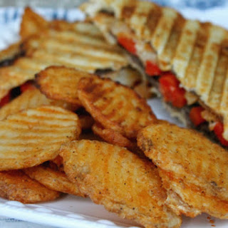 Bold and Spicy Philly Cheese Steak Panini #FindYourBOLD