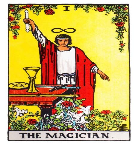 The Magician Tarot Card Meaning in Readings: Surpassing the Plausible