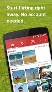 Flirts ❤ Meet Singles screenshot 0