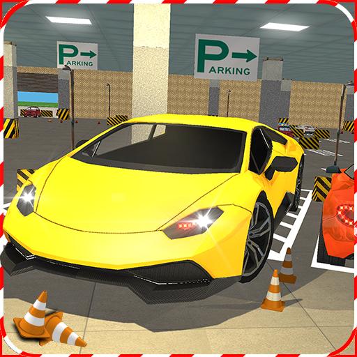 购物中心停车场:停车场 模擬 App LOGO-硬是要APP