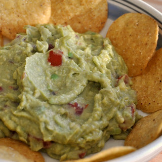 The Best Guacamole Recipe Ever Recipe