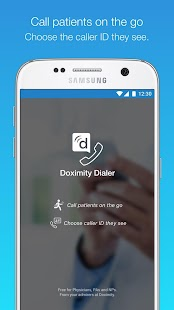 Doximity Dialer- screenshot thumbnail