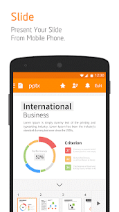 Polaris Office Mod Apk- Free Docs, Sheets (Pro Features Unlocked) 4