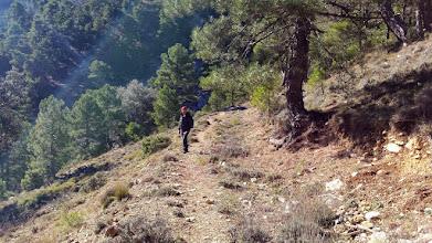 Photo: El Calar dirección al Tejo