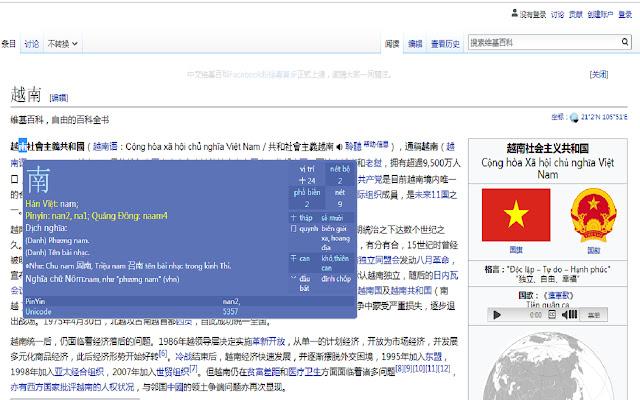 Học Tiếng Trung Việt Hán Nôm