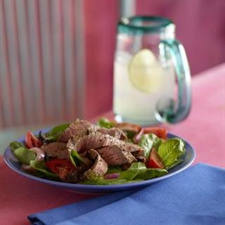 Sirloin Steak & Tomato Salad
