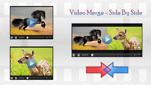 Video Merge - Side By Side