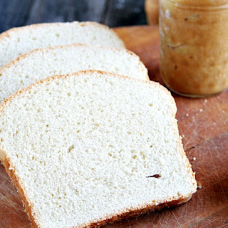 Apple Cider {Yeast} Bread Recipe