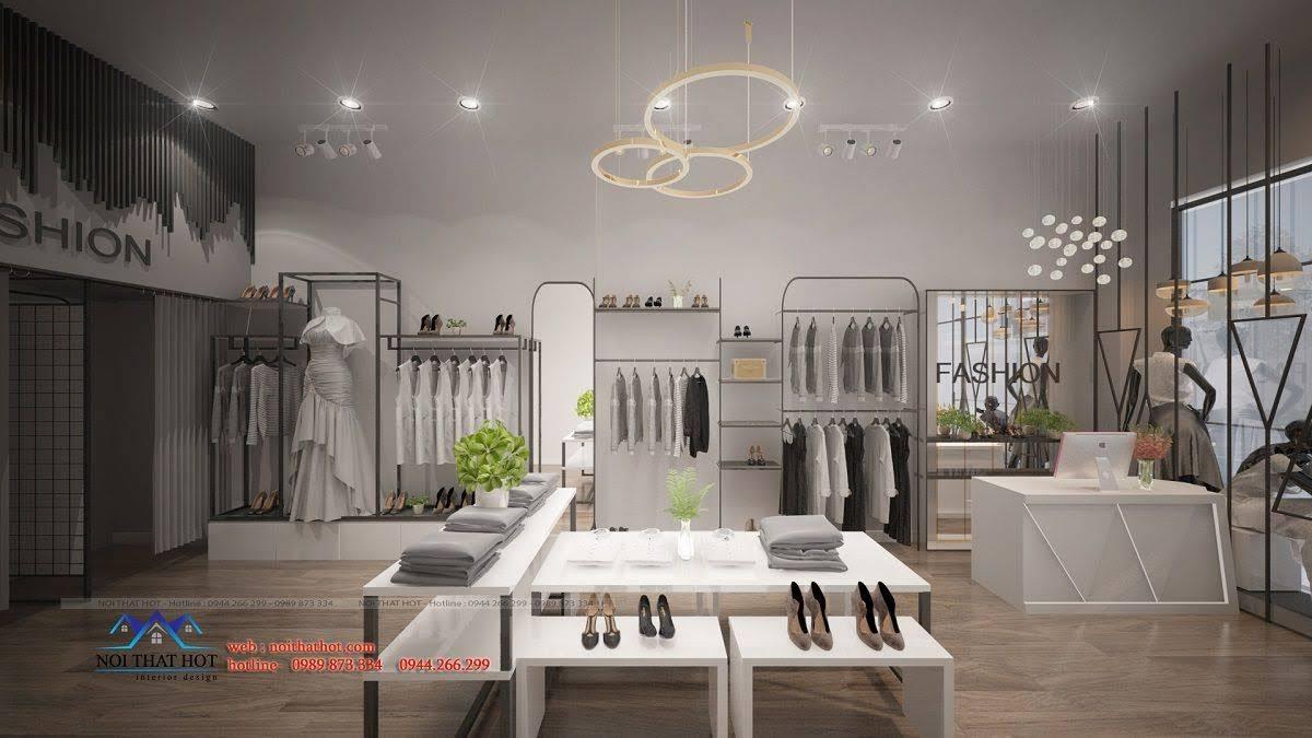 thiết kế shop thời trang hoài đức 11
