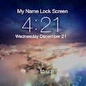 My Name Lock Screen icon