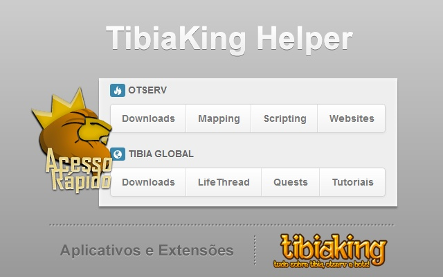 Tibiaking Helper