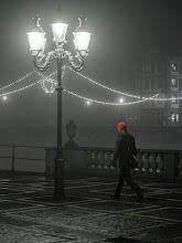 Photo: fog walk....  #street #streetphotography #shootthestreet #monochrome