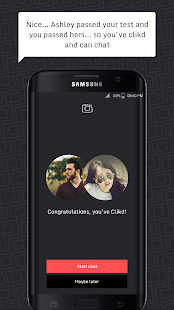CLiKD - Dating App - Don't Just Date Anyone- screenshot thumbnail