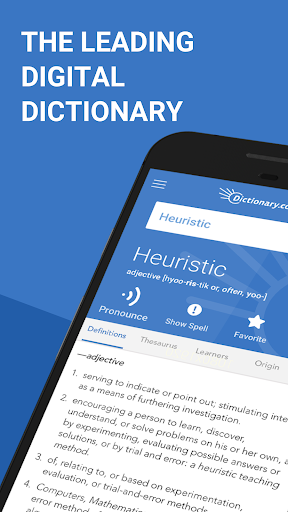 Dictionary.com Premium  screenshots 1