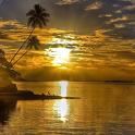 Sunset Wallpaper HD icon