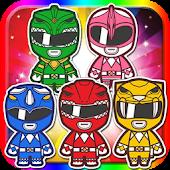 Tải Game Team Ranger Kid Match Games