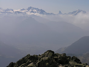 Photo: Matterhorn from the Bettmerhorn
