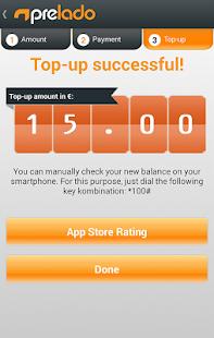 prelado - Prepaid Top-up- screenshot thumbnail